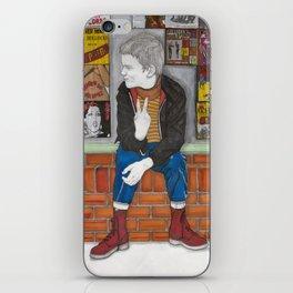 Little Skinhead iPhone Skin