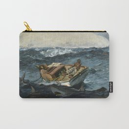 Winslow Homerr /  The Gulf Stream Carry-All Pouch