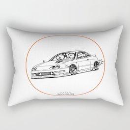 Crazy Car Art 0193 Rectangular Pillow