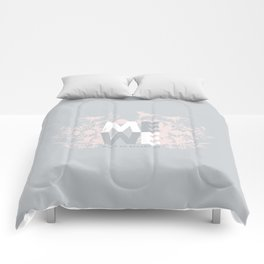 When ME became WE #love #Valentines #decor Comforters