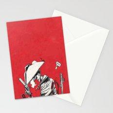 Cowboy (Volatile) Stationery Cards