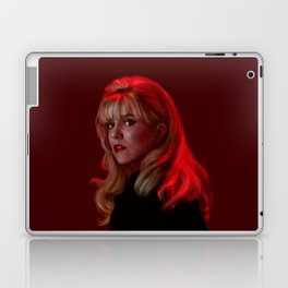 Laura Palmer from Twin Peaks Laptop & iPad Skin