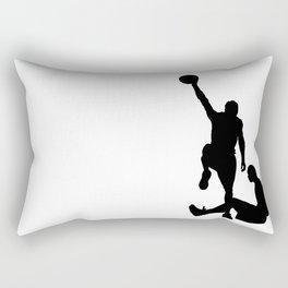 #TheJumpmanSeries, Allen Iverson Rectangular Pillow
