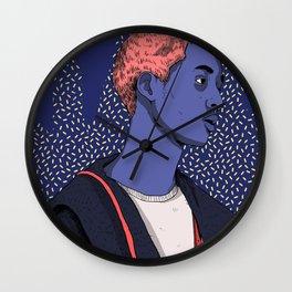 Jaden Smith Wall Clock