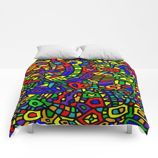 Abstract #452 Comforters