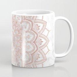 Pleasure Rose Gold Coffee Mug