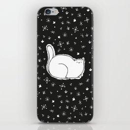 Sleeping Cat iPhone Skin