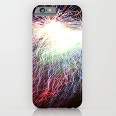Electric night iPhone 6s Slim Case