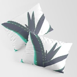 Plant Aloe Pillow Sham
