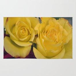 Valentine's Day Roses 10 Rug