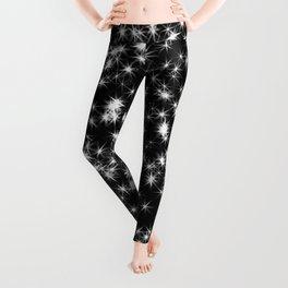 Sparkly Stars Leggings