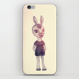 Claudia iPhone Skin