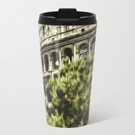 Patterns of Places - Colosseum Travel Mug