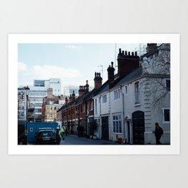 Pavilion Road Art Print