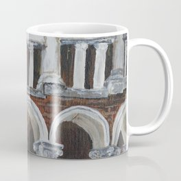 Venice painting, columns, antique palace stairs Coffee Mug