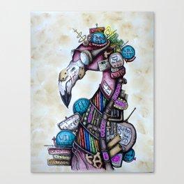 Chomper Canvas Print