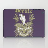 occult iPad Cases featuring Occult beauty by Tshirt-Factory