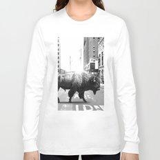 STREET WALKER Long Sleeve T-shirt