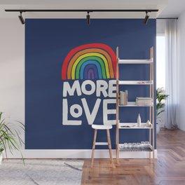 more love Wall Mural