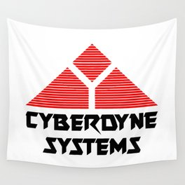 TERMINATOR - CYBERDYNE SYSTEMS Wall Tapestry