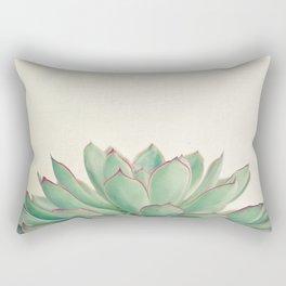 Echeveria Rectangular Pillow