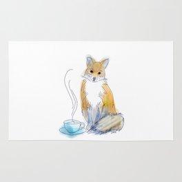 Foxy Tea Rug