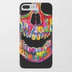 Chromatic Skull Slim Case iPhone 7 Plus
