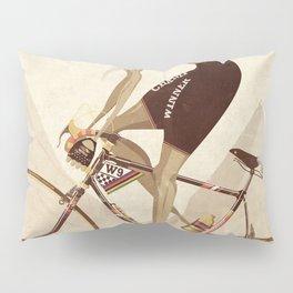 Vintage World Champion Bicycle, Bike, Bikes, Cycling Tour De France Pillow Sham