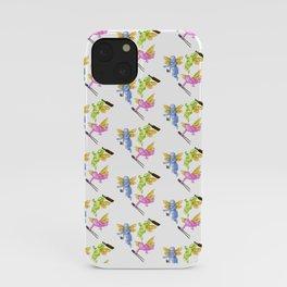 Putti Assistant Bundle iPhone Case