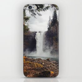 Snoqualmie Falls, WA iPhone Skin