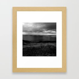 The Great Orme  Framed Art Print