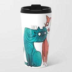 I love U Travel Mug