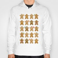 ginger Hoodies featuring Ginger by Kakel