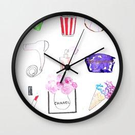 Morning, Beauty Wall Clock