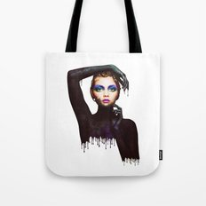 The Girl 3 Tote Bag