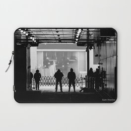 Through the boat, Staten Island Ferry Laptop Sleeve