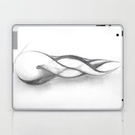 Voluptuous Curves Laptop & iPad Skin
