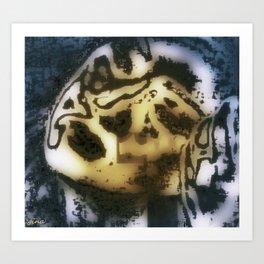 Efoma ...winds of change Art Print