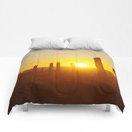 Sunbathe Comforters