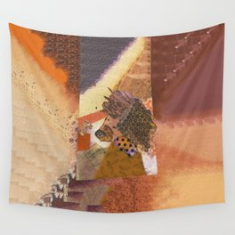 Well Who are You? Wall Tapestry