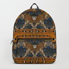 Babylonian lions Backpack
