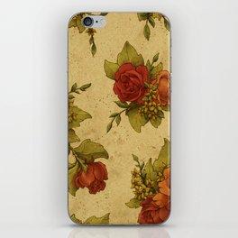 Antique Wallpaper 1 iPhone Skin