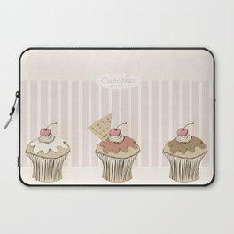 Cupcakes Laptop Sleeve