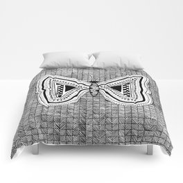 Hopeful Butterfly Comforters
