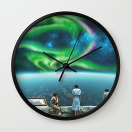 Space Museum Wall Clock