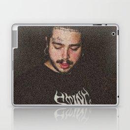 Posty Malone Laptop & iPad Skin