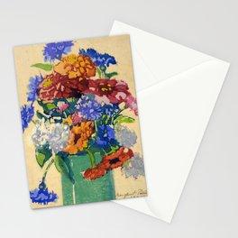 Grandmother's Peonies Artist Margaret Jordan Patterson Date 1921  Stationery Cards