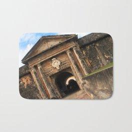 Castillo San Felipe del Morro Bath Mat