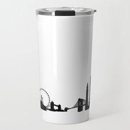 London & New York Travel Mug