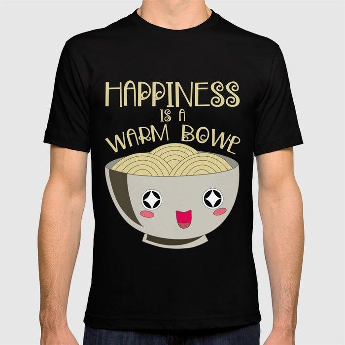c4c83f39a Funny Vietnamese Pho Soup Asian Noodle Git Bowl T-shirt by ...